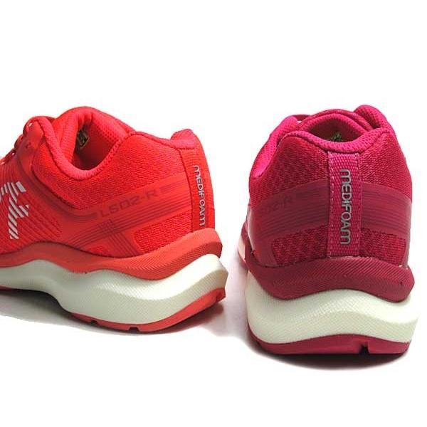 メディフォーム MEDIFOAM LSD2 MF106 ランニングスタイル レディース 靴|nws|02