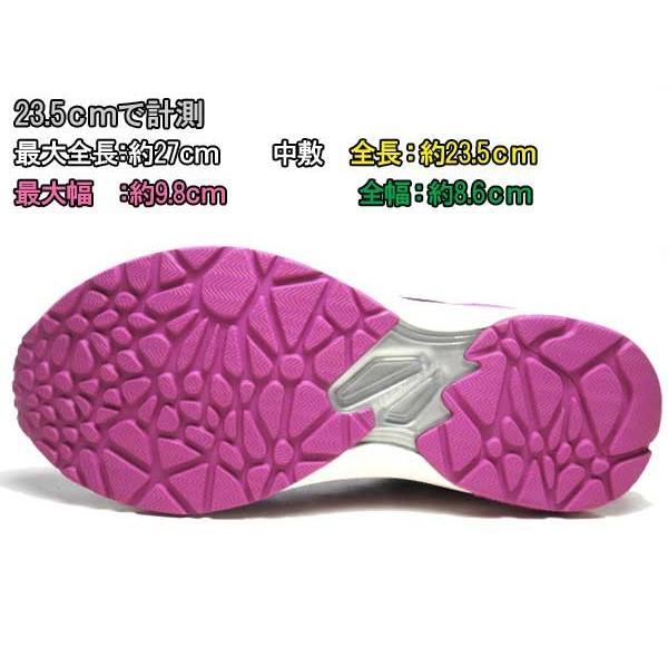 メディフォーム MEDIFOAM ADUCTOR2 MF-204 ワイド ランニングスタイル レディース 靴|nws|03
