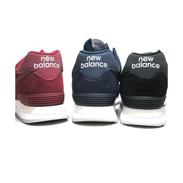ニューバランス new balance ML574 ランニングスタイル スニーカー メンズ 靴|nws|02