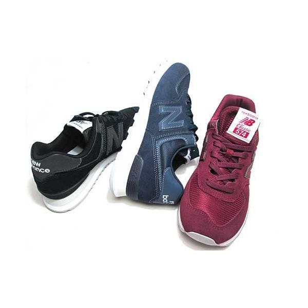 ニューバランス new balance ML574 ランニングスタイル スニーカー メンズ 靴|nws|09
