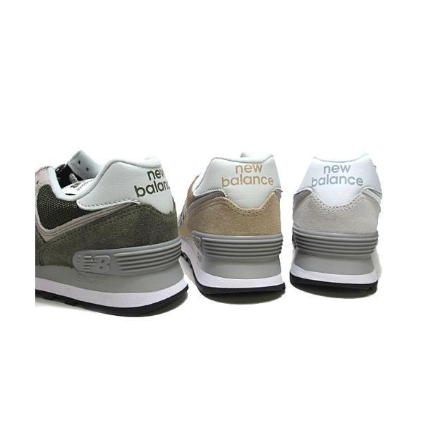 ニューバランス new balance ML574 Dワイズ ライフスタイル ユニセックスモデル スニーカー メンズ レディース 靴|nws|02
