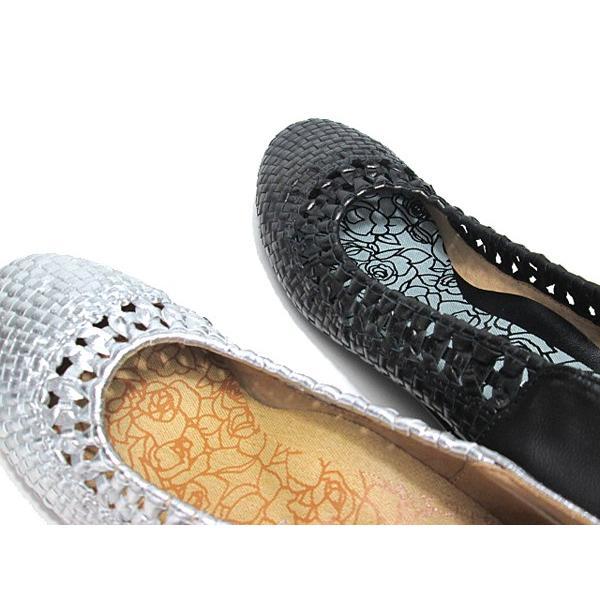 ミッシー デ ミッシー missy des missy MMD1028 メッシュパンプス レディース 靴