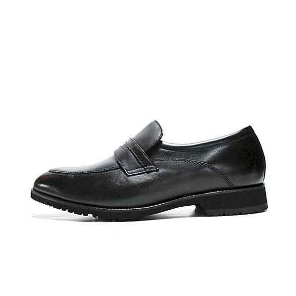 マドラスウォーク madras Walk ゴアテックスフットウェア スリッポン ビジネスシューズ ブラック メンズ 靴|nws|05