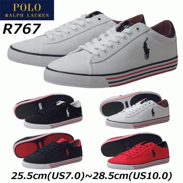ポロラルフローレン POLO RALPH LAUREN HARVEY スニーカー メンズ 靴|nws