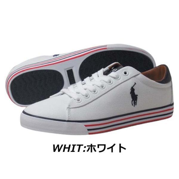 ポロラルフローレン POLO RALPH LAUREN HARVEY スニーカー メンズ 靴|nws|06