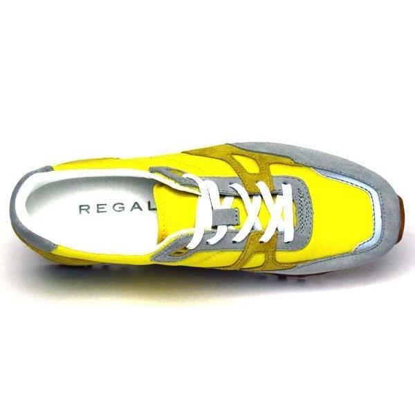 リーガル REGAL レディース レトロランニングスニーカー BE77 AB ヒール:25mm|nws|07