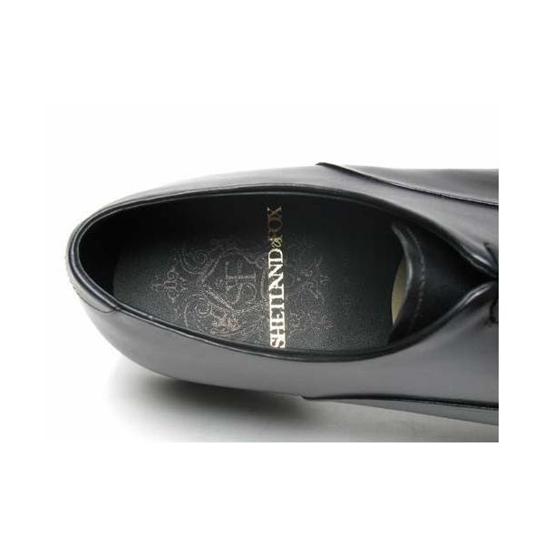リーガル SHETLANDFOX シェットランドフォックス 055F SF メンズビジネス ストレートチップ|nws|07
