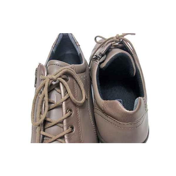 アキレスソルボ Achilles SORBO コンフォート  カジュアルシューズ レースアップ レディース 靴
