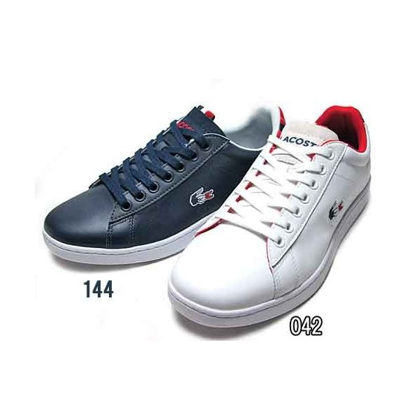 ラコステ LACOSTE カーナビー エボ  CARNABY EVO 317 3  コートタイプ スニーカー メンズ 靴|nws