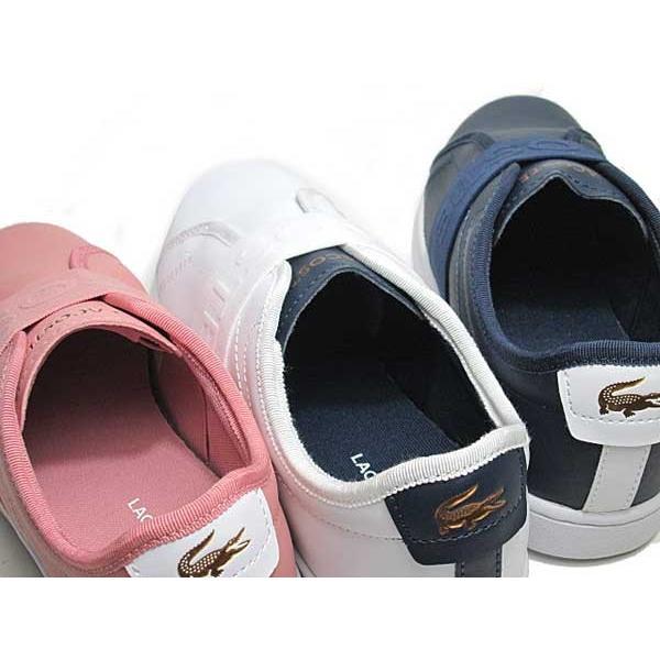 ラコステ LACOSTE ウィメンズ CARNABY EVO SLIP 318 1 レディース 靴 nws 08