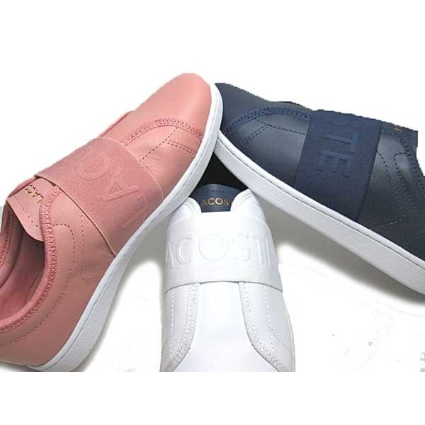 ラコステ LACOSTE ウィメンズ CARNABY EVO SLIP 318 1 レディース 靴 nws 09