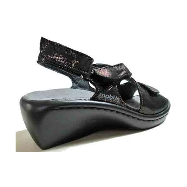 メフィスト MEPHISTO UMBERTA コンフォートバックバンドサンダル ダークグレー レディース・靴|nws|02