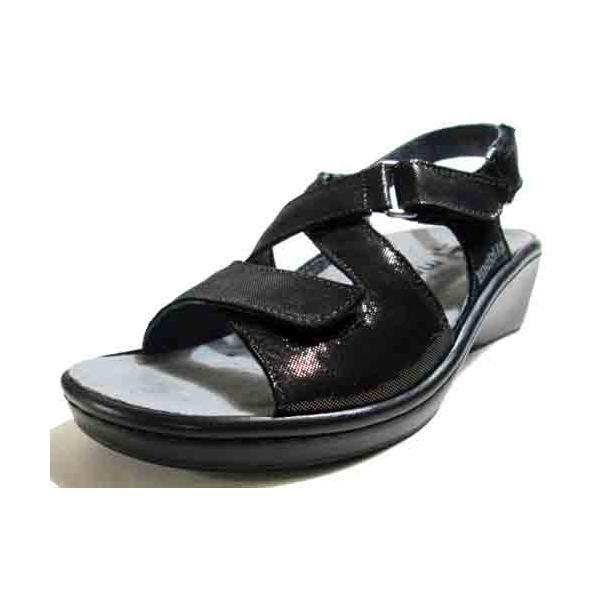 メフィスト MEPHISTO UMBERTA コンフォートバックバンドサンダル ダークグレー レディース・靴|nws|03