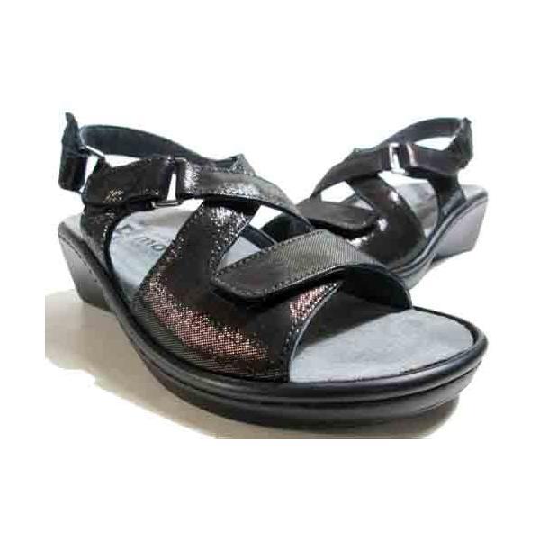 メフィスト MEPHISTO UMBERTA コンフォートバックバンドサンダル ダークグレー レディース・靴|nws|06