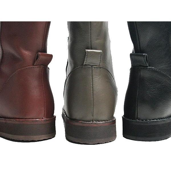 ビス vis プレーントゥ ショートブーツ レディース 靴|nws|02