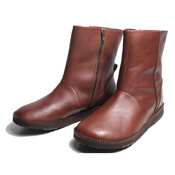 ビス vis プレーントゥ ショートブーツ レディース 靴|nws|05