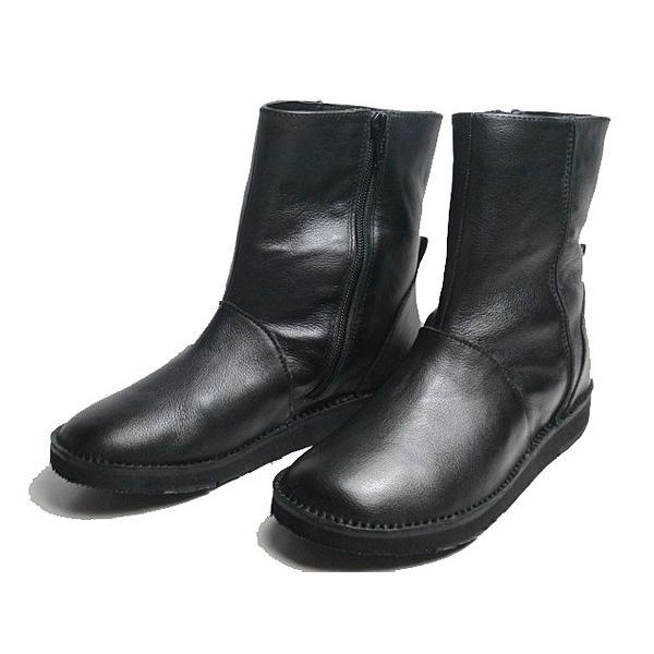 ビス vis プレーントゥ ショートブーツ レディース 靴|nws|06