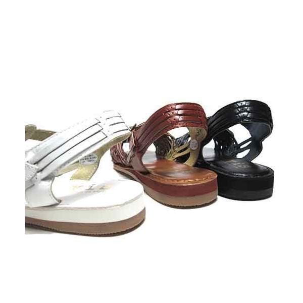 ビス vis カジュアルサンダル メッシュサンダル ストラップサンダル レディース 靴|nws|02