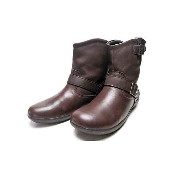 ビス vis エンジニアブーツタイプ ショートブーツ レディース 靴
