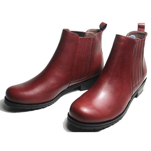 ビス VIS サイドゴア ショートブーツ レディース 靴|nws|05
