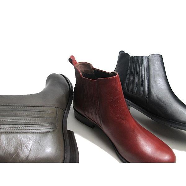 ビス VIS サイドゴア ショートブーツ レディース 靴|nws|09
