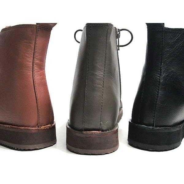 ビス VIS レースアップ ショートブーツ レデース 靴|nws|02