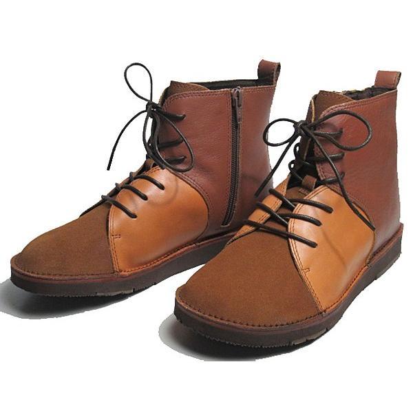 ビス VIS レースアップ ショートブーツ レデース 靴|nws|04
