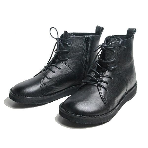 ビス VIS レースアップ ショートブーツ レデース 靴|nws|06