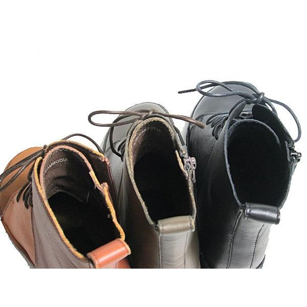 ビス VIS レースアップ ショートブーツ レデース 靴|nws|08