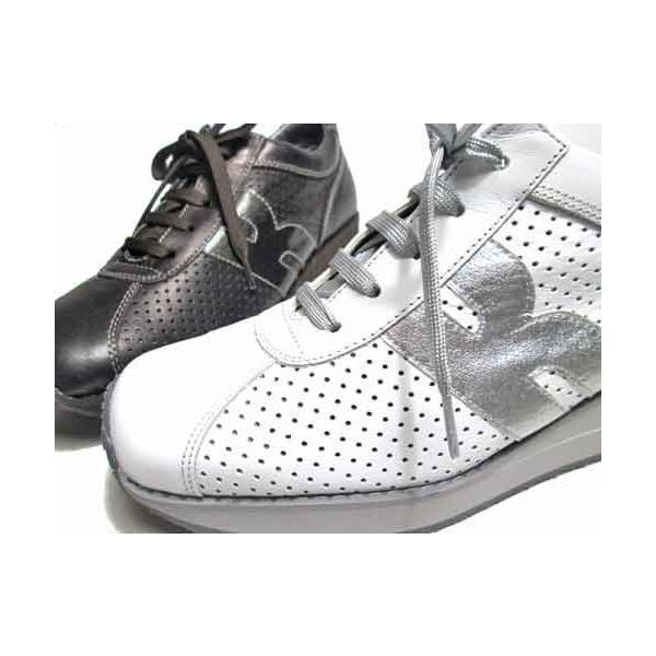 ビタノバ VITA NOVA ウェッジソールパンチングレザーレースアップシューズ レディース・靴|nws|03