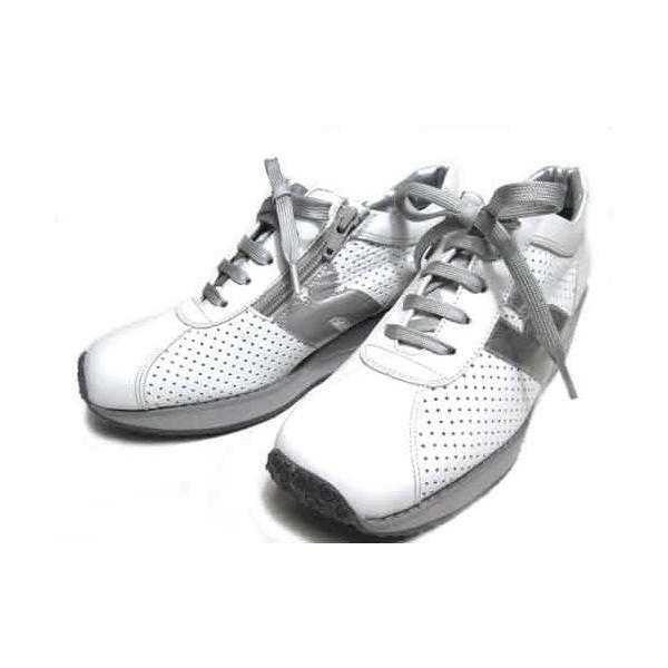 ビタノバ VITA NOVA ウェッジソールパンチングレザーレースアップシューズ レディース・靴|nws|06
