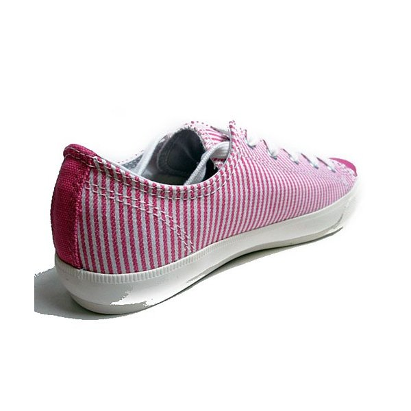 ラコステ LACOSTE フェアバーン W6 キャンバススニーカー ピンク レディース 靴|nws|05