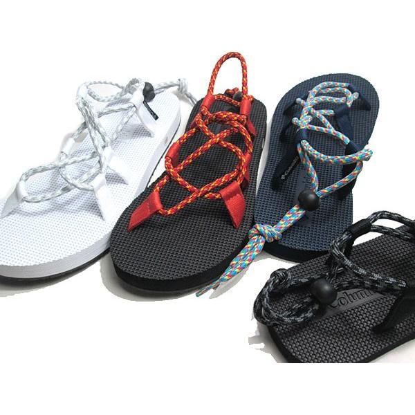 コロンビア Columbia クスコピア サンダル Cuscopia Sandal コードサンダル メンズ レディース 靴 nws 13