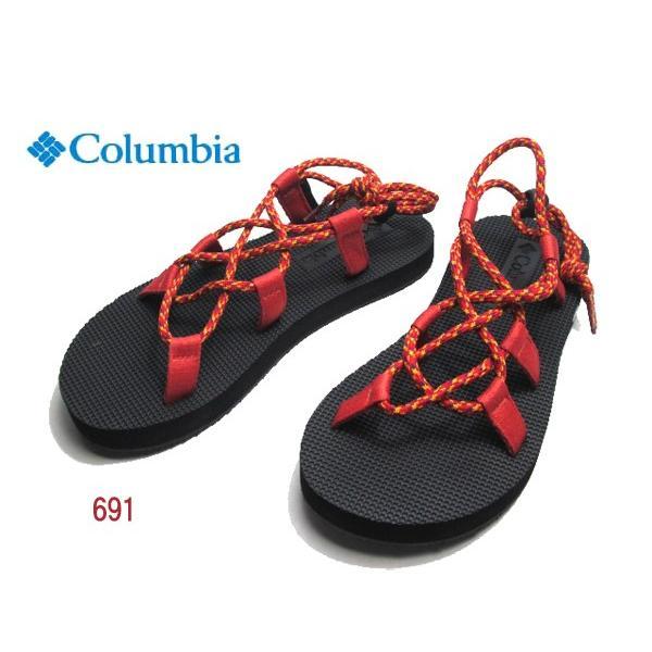 コロンビア Columbia クスコピア サンダル Cuscopia Sandal コードサンダル メンズ レディース 靴 nws 04