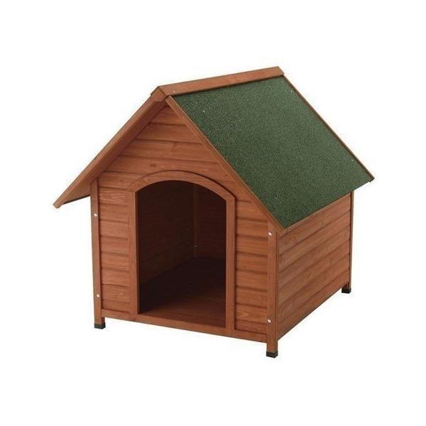 犬小屋 屋外 室内 中型犬用 小型犬 おしゃれ ドッグハウス ペットハウス ペット ハウス 犬用 小屋 防寒 犬舎 木製 リッチェル 木製犬舎 940