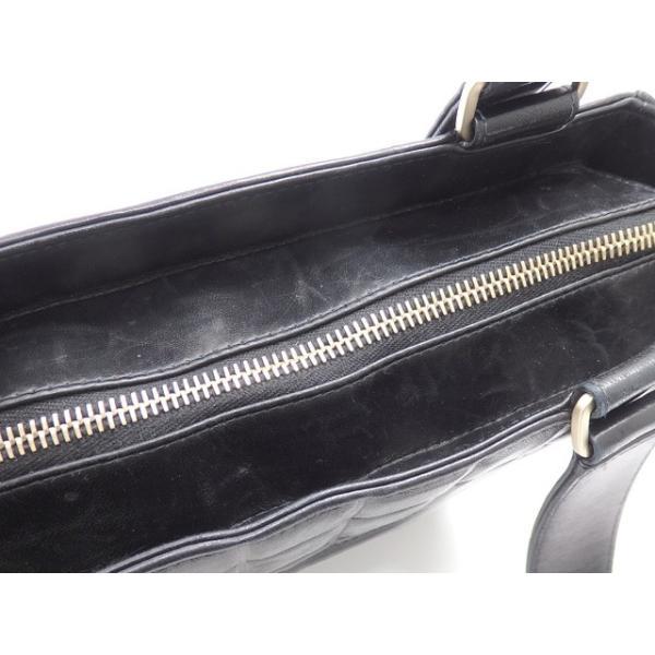 【値下げしました】 中古 シャネル トートバッグ チョコバー レディース