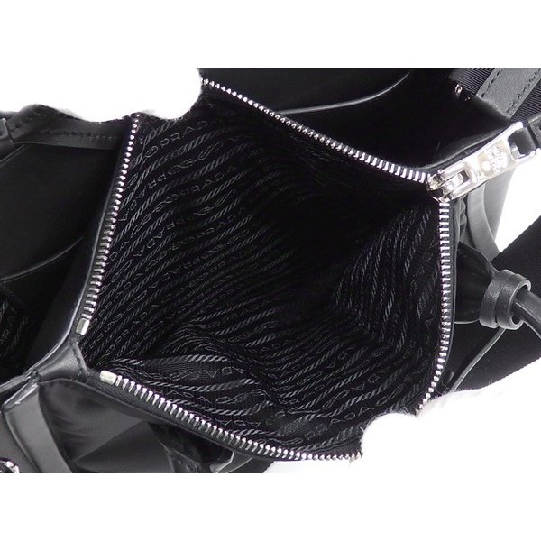 プラダ ハンドバッグ レディース ブラック 黒