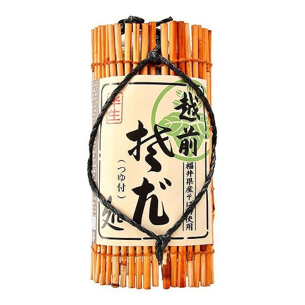 そば 越前そば 3食入り 半生 つゆ付き 福井 お土産 ギフト 贈答|o-select-fukui|06