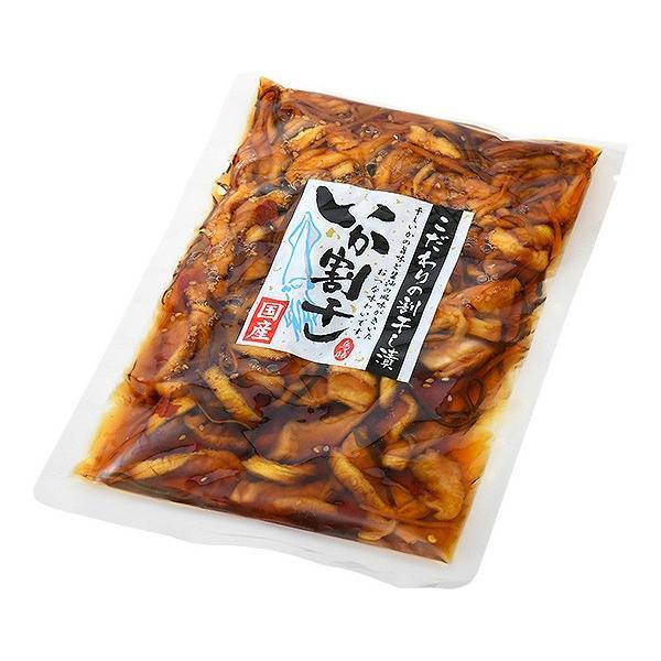 漬物 漬け物 いか割干し 250g 国産 o-select-fukui 03