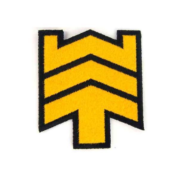 機動戦士ガンダム ワッペン MS用階級章