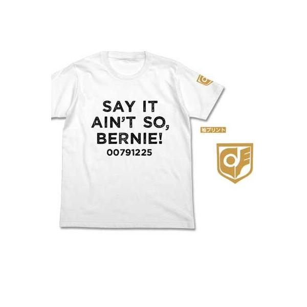 機動戦士ガンダム0080 ポケットの中の戦争 Tシャツ 嘘だと言ってよ、バーニィ! WHITE-L【予約 再販 11月上旬 発売予定】