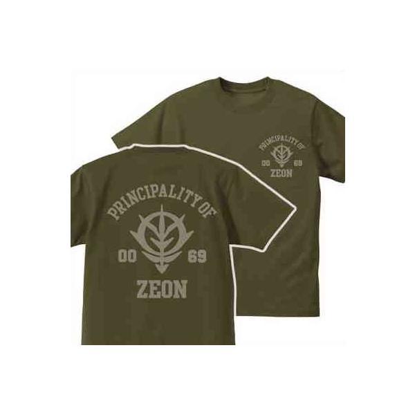 機動戦士ガンダム ヘビーウェイトTシャツ ジオン軍 MOSS-S【予約 再販 11月上旬 発売予定】