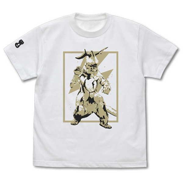 ウルトラセブンTシャツエレキングWHITE-XL   7月上旬発売予定