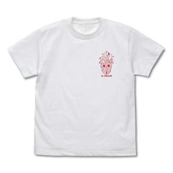 ドロヘドロ Tシャツ Ver.2.0 心 WHITE-S【予約 再販 12月下旬 発売予定】