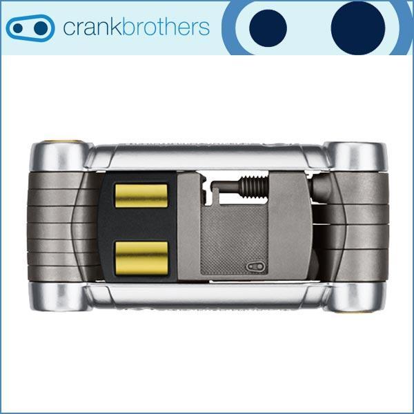 crankbrothers 携帯ツール pica+ クランクブラザーズ パイカプラス o-trick