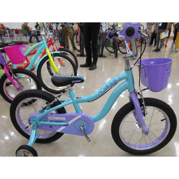 SCHWINN シュウィン 2020年モデル LIL STARDUST リトル スターダスト 16インチ 子供用自転車|o-trick|10