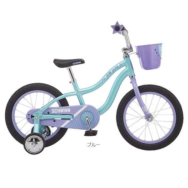 SCHWINN シュウィン 2020年モデル LIL STARDUST リトル スターダスト 16インチ 子供用自転車|o-trick|02
