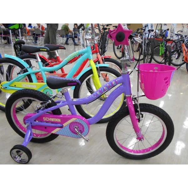 SCHWINN シュウィン 2020年モデル LIL STARDUST リトル スターダスト 16インチ 子供用自転車|o-trick|05