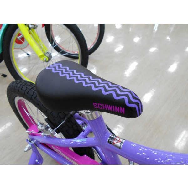 SCHWINN シュウィン 2020年モデル LIL STARDUST リトル スターダスト 16インチ 子供用自転車|o-trick|09
