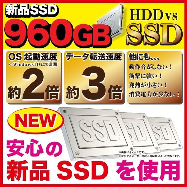ノートパソコン 中古パソコン MicrosoftOffice2016 搭載 Windows10 第3世代 Corei5 メモリ8GB 新品SSD240GB マルチ A4 15型 USB3.0 東芝 dynabook B553 oa-plaza 03